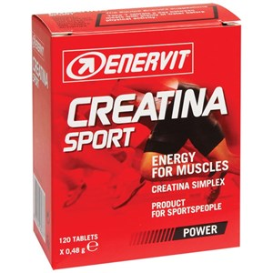 ENERVIT Creatina sport 120 tablet x 0,48 g